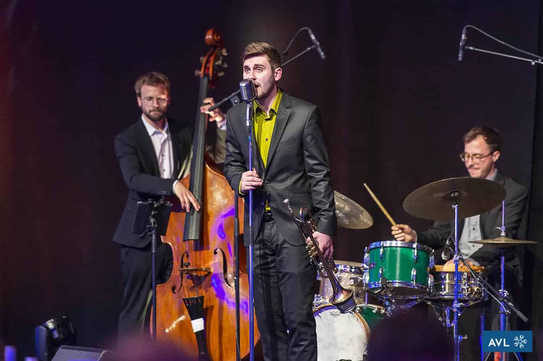 Jazzband für Firmenevent und Hochzeit