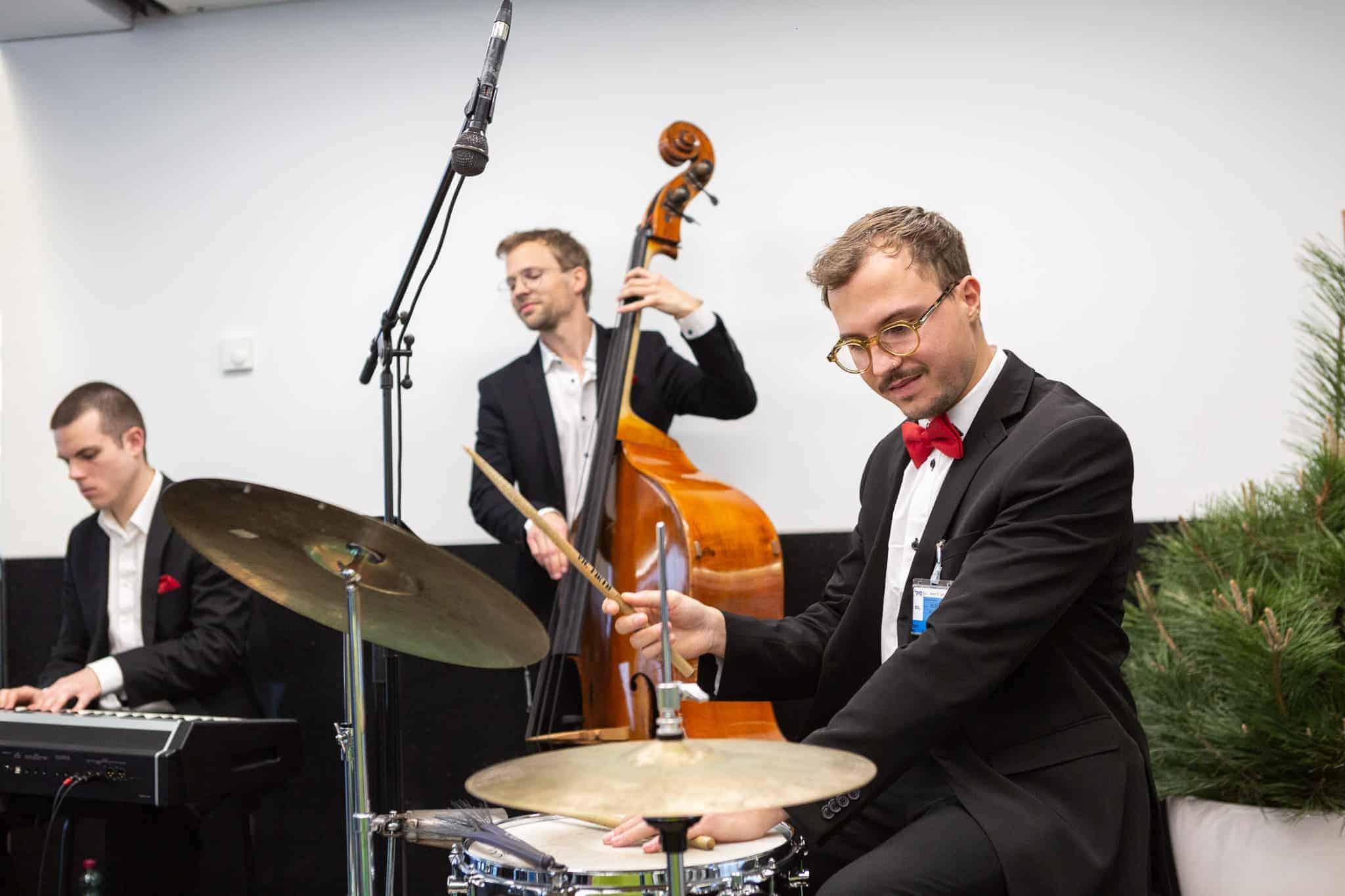 Hochzeitsband Jazz, Swing, Latin, Tanzmusik