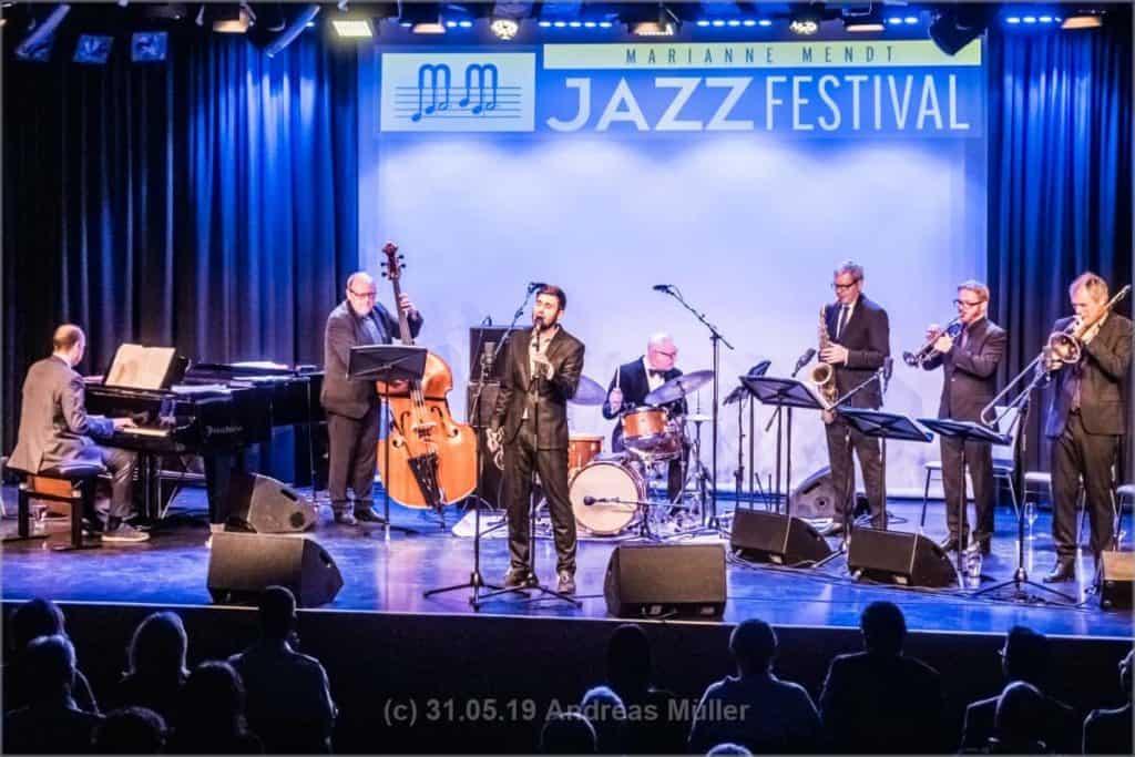 All Jazz Ambassadors Tristan Bauer Marianne Mendt Jazzfestival