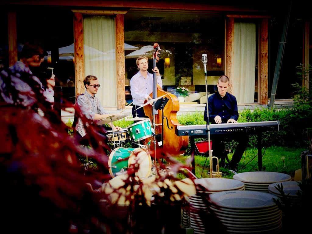 All Jazz Ambassadors Firmenevent Österreich