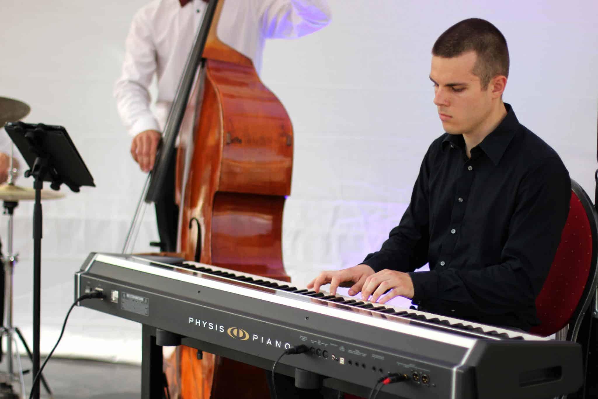 Live Jazz für Firmenevent, Jazz Trio